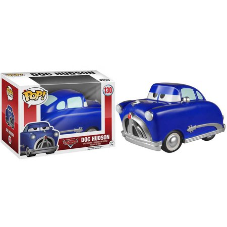 Doc Hudson Accessories - Funko Pop! Disney Cars, Doc Hudson