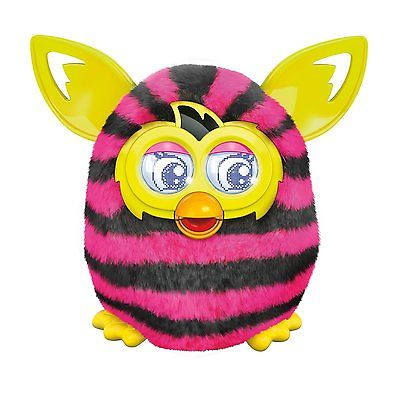 Offering Furby Boom Figure (Straight Stripes) -- New [Istilo237411] by GSS