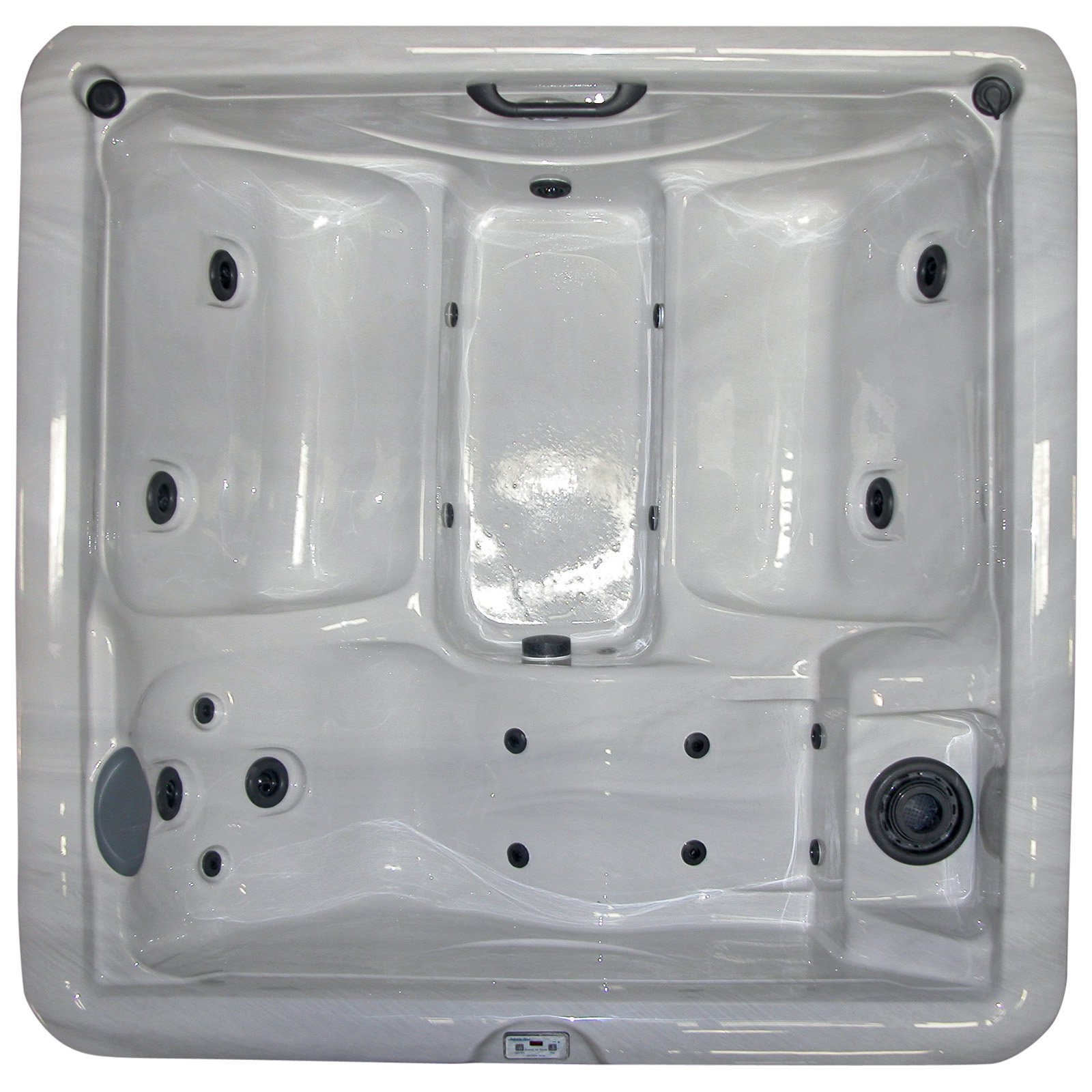 Beau Home And Garden Spas 5 Person 19 Jet Hot Tub