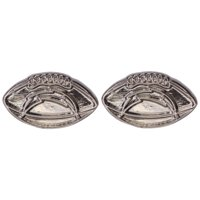 Los Angeles Chargers WinCraft Women's Tonal Football Post Earrings - No Size
