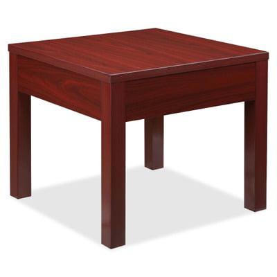 - Lorell Occasional Corner Table LLR61623
