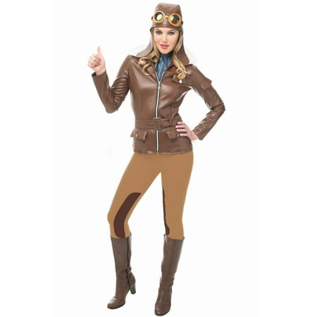 Lady Lindy Adult Costume - Creative And Cheap Halloween Costumes