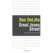 Great Jones Street - eBook