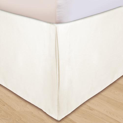 Veratex, Inc. Solid Microfiber Bed Skirt