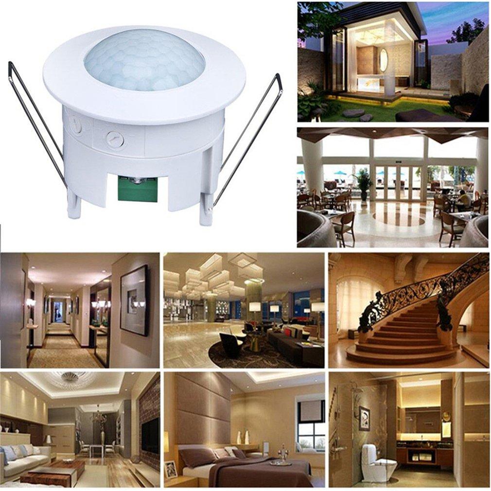 360 Degree Ceiling 110v    Ac 220v    Ac Inlay Sensor Switch