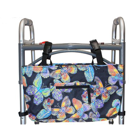 RMS Walker Bag with Soft Cooler - Vivid Butterfly