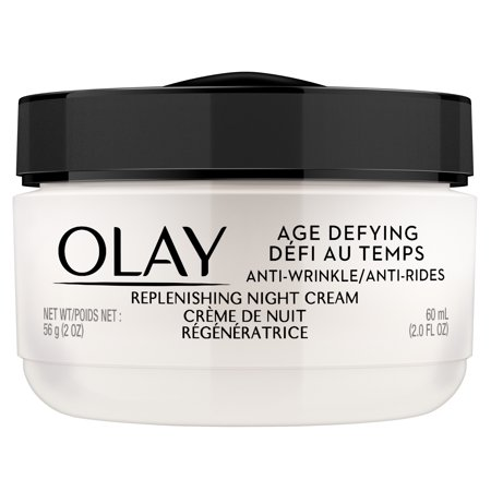 Olay Age Defying Anti-Wrinkle Night Cream, 2.0 oz Anti Wrinkle Night Cream