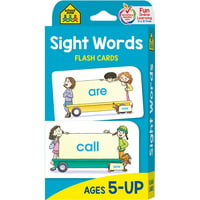 Flash Card: Sight Words: Flashcards (Other)