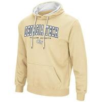 Men's Zone III Georgia Tech GT Hoodie Pullover Sweatshirt