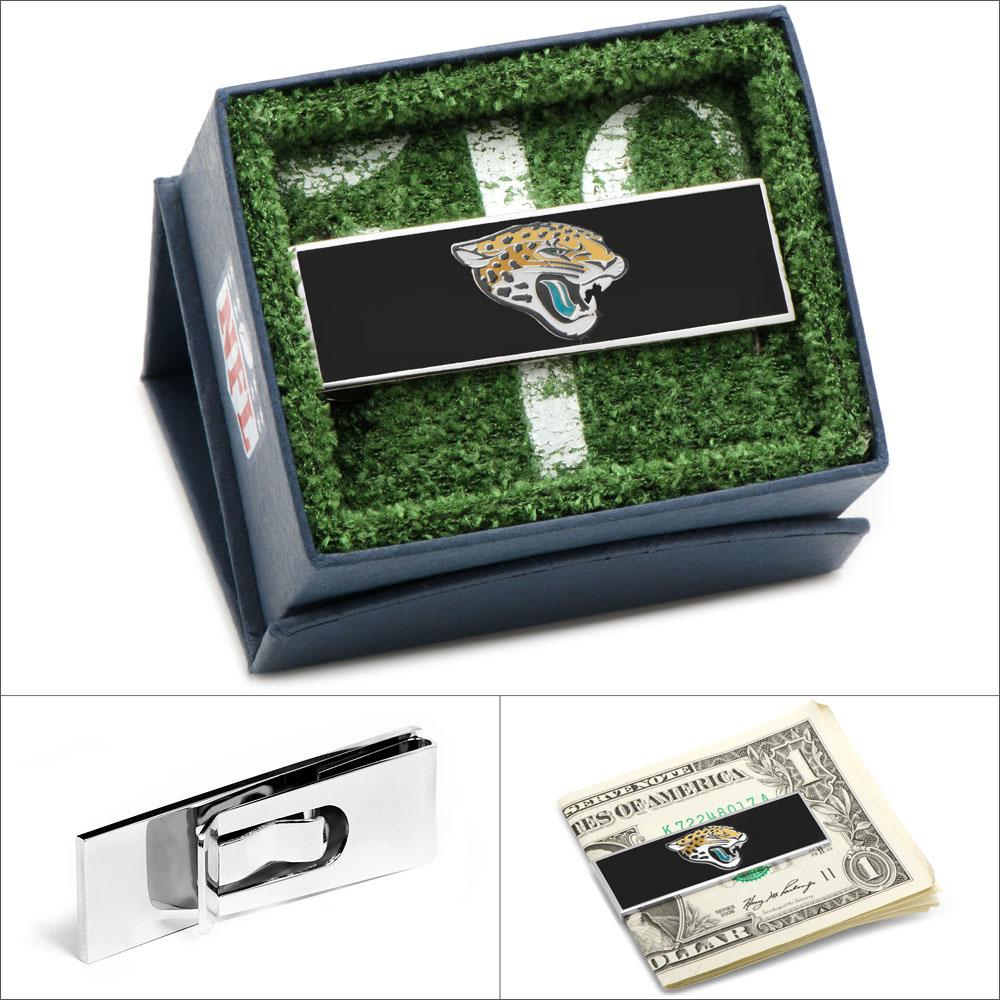 PD-JAG-MC Jacksonville Jaguars Money Clip