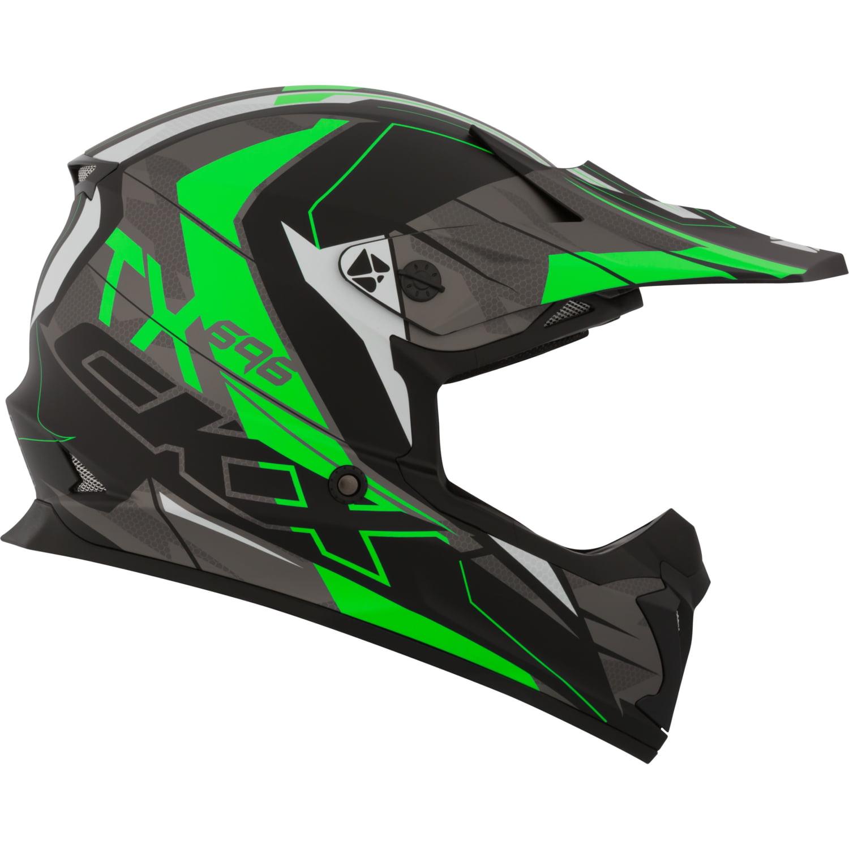 CKX Highlight TX696 Off-Road Helmet No Shield
