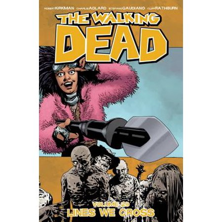 The Walking Dead Volume 29: Lines We Cross (Best Walking Bass Lines)