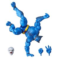 Marvel Legends Series Beast 6-inch Collectible Action Figure Toy