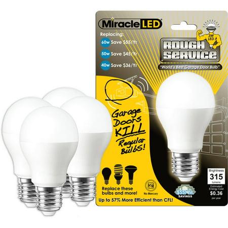 Miracle led rough service led light bulb a15 garage for Occasions garage ligot arnage
