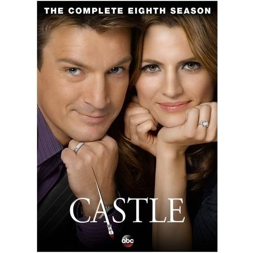 Castle: The Complete Eighth Season (Widescreen)