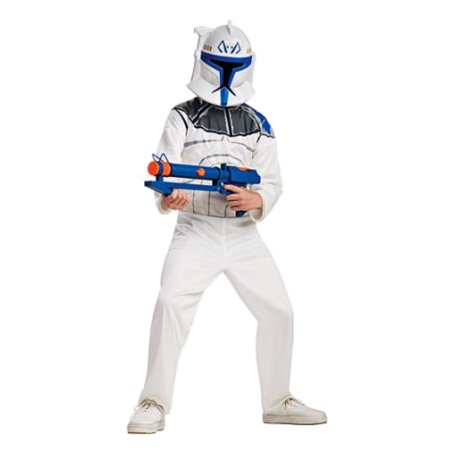 Star Wars Clone Trooper Rex Costume Child Medium - Star Wars Kids Dress Up