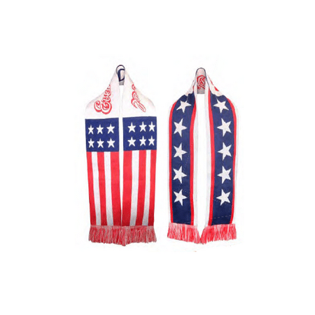 Evel Knievel Costume Toddler (Scarf - Evel Knievel - Stars 'n Stripes Knit New Toys Licensed)