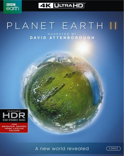 Planet Earth II (4K Ultra HD) - Walmart.com