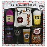 Just Pets™ Dog Parent and Pet Combo Gift Set