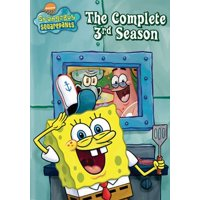 Spongebob Squarepants: The Complete 3rd Season (DVD)