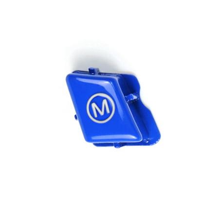 Car Sports Steering Wheel M Mode Switch Button Cover Trim for BMW 3 Series E90 E92 E93 M3 2007-2013 Auto Interior Accessories