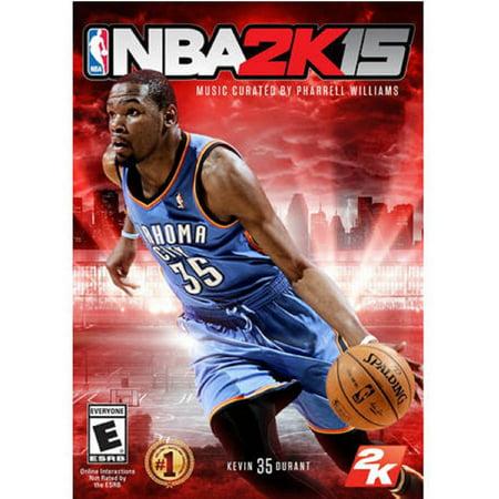 - NBA 2K15 (Digital Code)