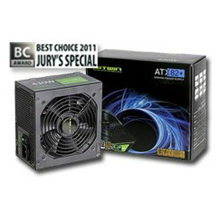 AMS BW-B430JL 430W (ATX12V v2.31) Power Supply - BEST CHOICE AWARD 2011 - Gaming & Overclocking Grade with Active
