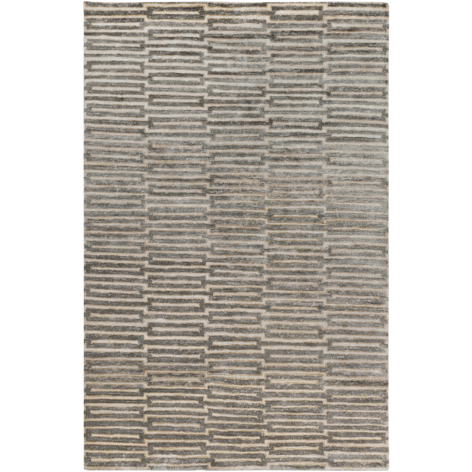 Art Of Knot Saveni 5u0027 X 8u0027 Rectangular Area Rug