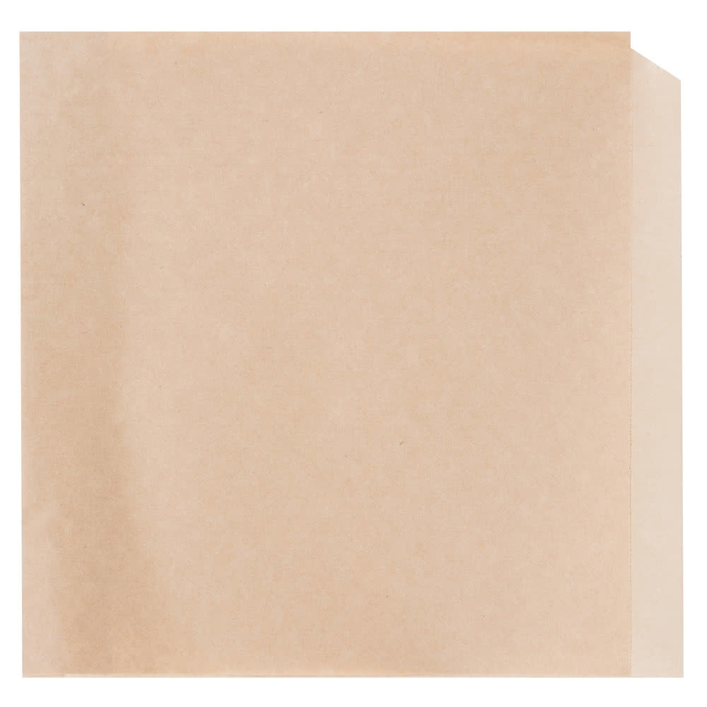 "Tabletop king Papercon 300107 7"" x 6 3/4"" EcoCraft Kraft ..."