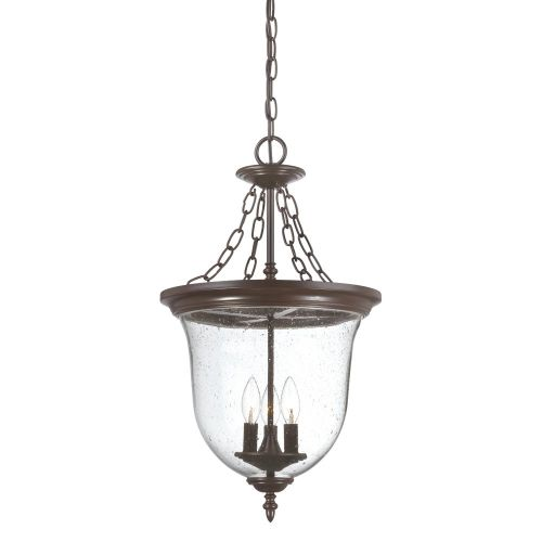 Image of Acclaim Lighting 9316 3 Light Outdoor Pendant from the Belle Colllection