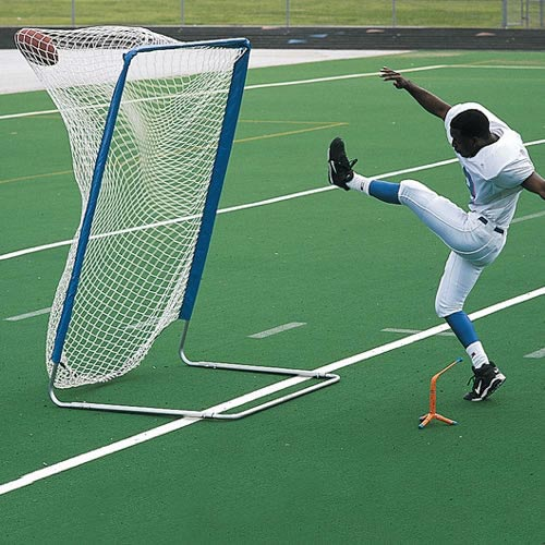 Pro-Down Sideline Varsity Football Kicking Cage Practice Net