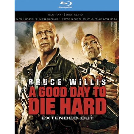 A Good Day to Die Hard (Blu-ray) (A Good Day To Die Hard Actress)