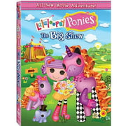 LALALOOPSY PONIES THE BIG SHOW (DVD) (WS/ENG/5.1 DOL DIG)