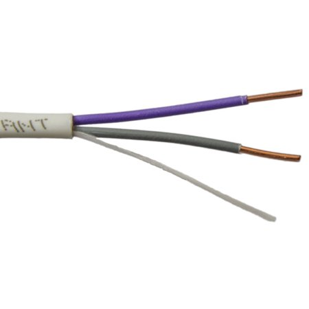 c63c15f7c87 Liberty 18-2C-LVBP-WHT - Cable Type  Round - Walmart.com