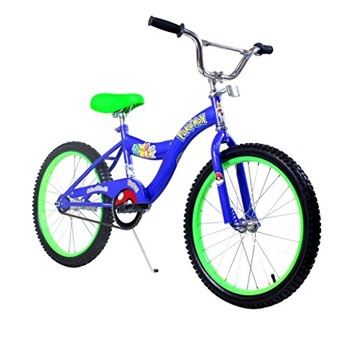 Boys Bike 20-inch BMX Style Blue   Boys 4-6 years by ZycleFix