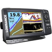 Lowrance 000-12181-001 Elite-9 Combo Base W/xdcr 83/200