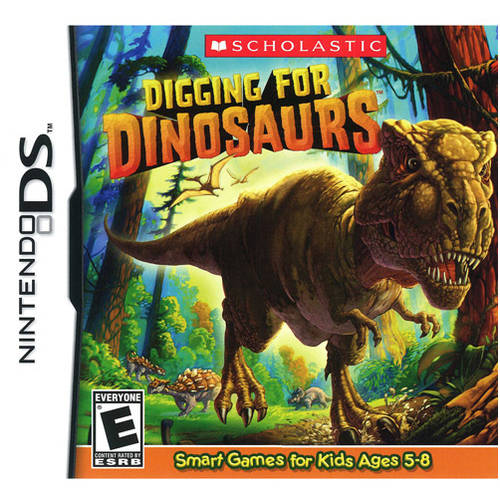 Digging For Dinosaurs (DS) - Pre-Owned