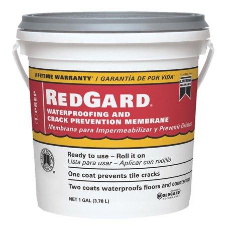 RedGard Waterproofing Crack Prevention Membrane