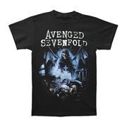 Avenged Sevenfold Men's Recurring Nightmare T-shirt XX-Large Black