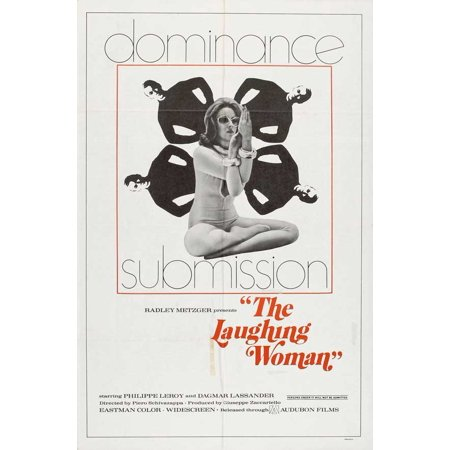 "The Laughing Woman - movie POSTER (Style A) (11"" x 17"") (1970)"