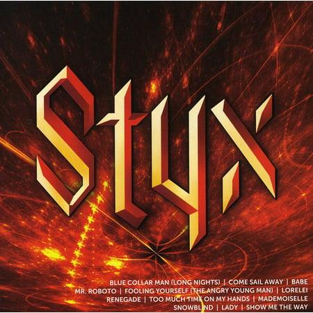 Icon (CD) (Styx Icon)