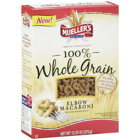 Mueller's 100% Whole Grain Elbow Macaroni 13.25oz