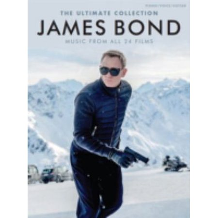 James Bond: The Ultimate Collection (Piano Voice Guitar) - Collection Piano Guitar
