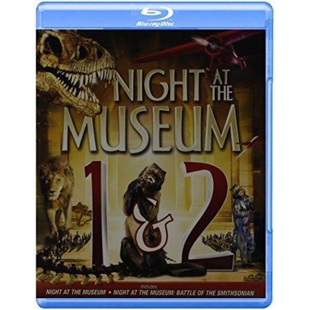 Night At The Museum 1   2  Blu Ray