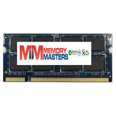 MemoryMasters Compaq Presario Notebook CQ61-314TU Memory Upgrade 2GB PC2-5300 DDR2 667MHz SODIMM RAM (MemoryMasters) ()
