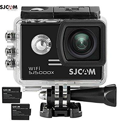 sjcam sj5000x elite wifi 4k 24fps 2k30fps gyro sports dv ...