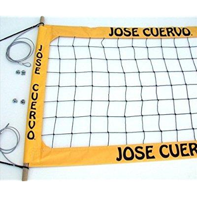 jose cuervo tequila professional volleyball net cable jcpro by