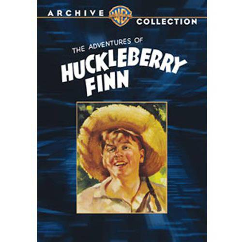 The Adventures Of Huckleberry Finn (1939) (Full Frame)