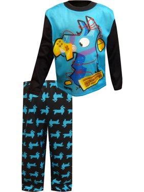 Fortnite Boys' Fortnite Loot Llama Pajamas