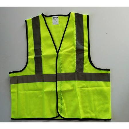 - Safety Sacks Class 2 Mesh Vest XL